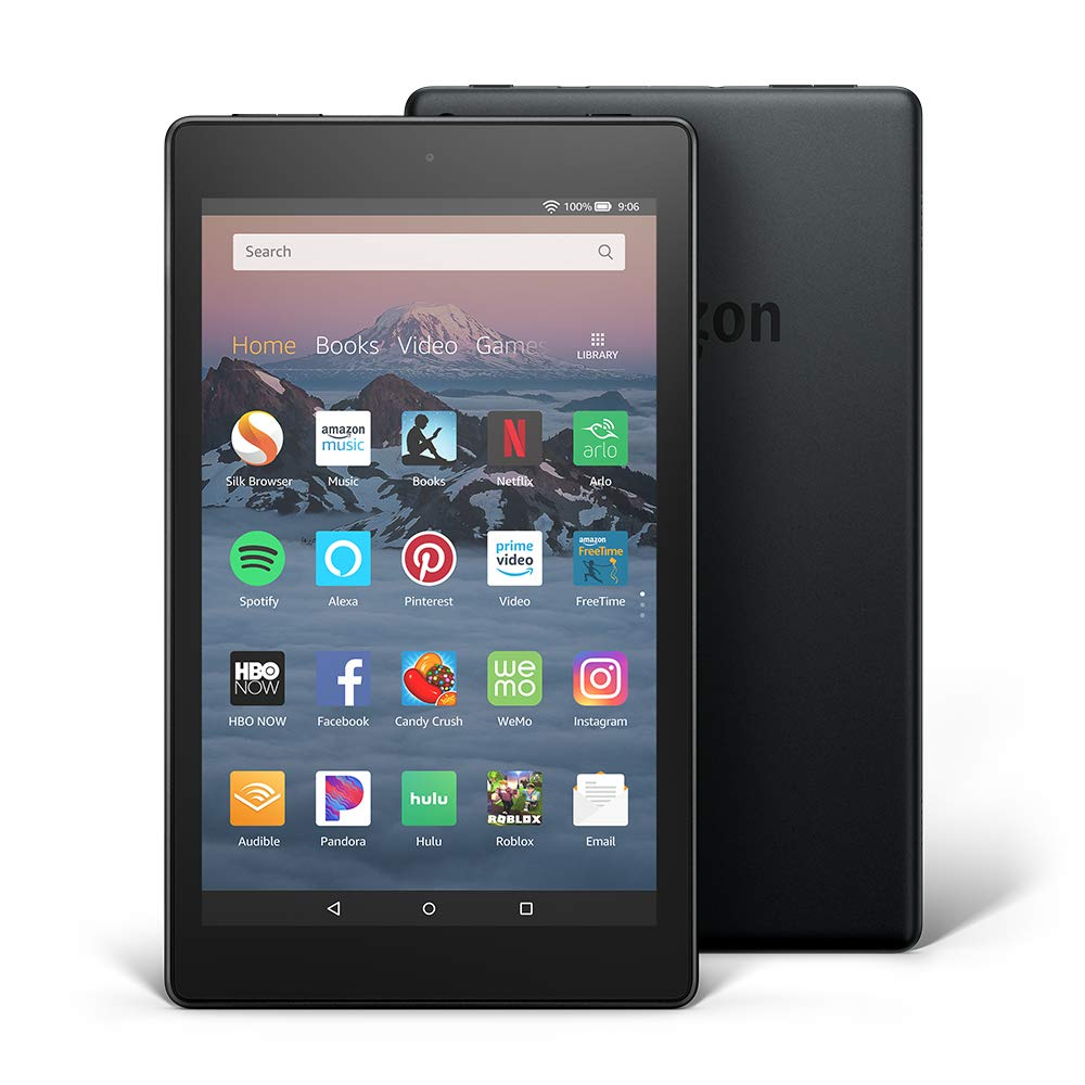 Amazon Fire 7 16 GB Tablet, Black