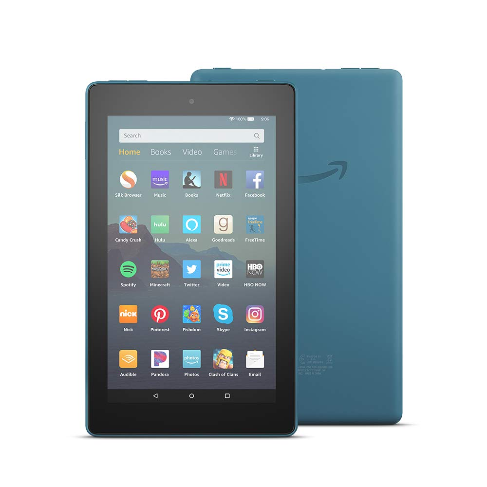 Amazon Fire 7 Tablet 16 GB Twilight Blue