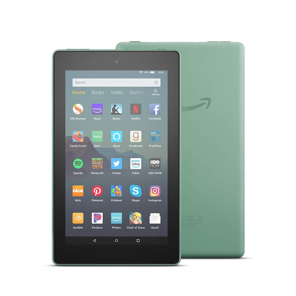Amazon Fire 7 Tablet 16 GB Sage