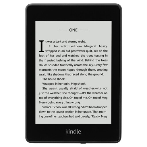 Amazon Kindle Paperwhite, 2018, 8GB