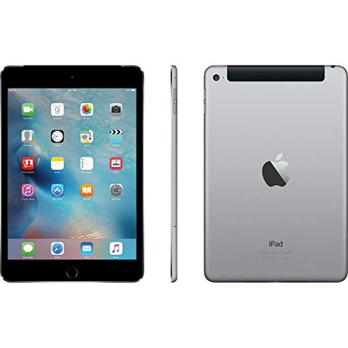 IPAD MINI4 128GB SILVER MK9P2LL/A1210