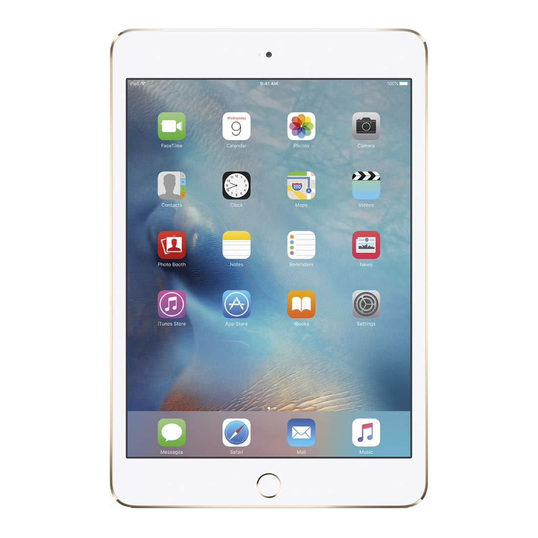 IPAD MINI4 128GB GOLD MK9Q2LL/A1210