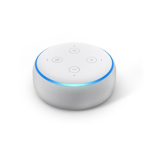 Amazon Echo Dot 3rd, Sandstone, 2018