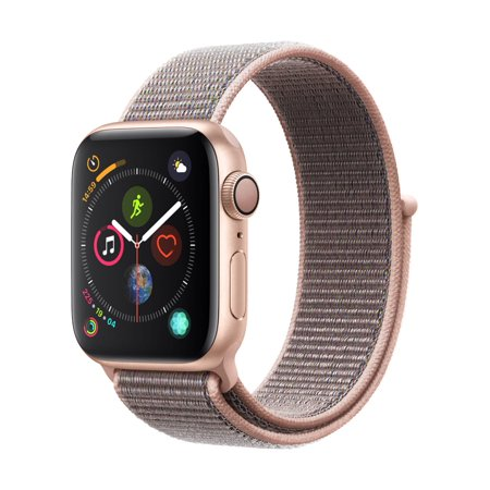 Apple Watch S4 44mm Gold Sport Loop MU6G2LL/A
