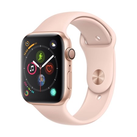 Apple Watch S4 44mm Gold Sport Band MU6F2LL/A