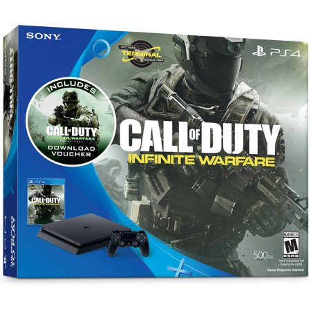 SONY PS4 CALL OF DUTY INFINITE WARFARE 500GB